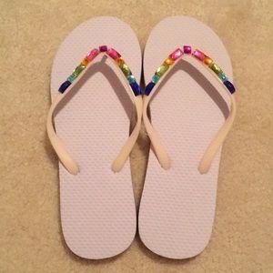 Claire's Flip Flops